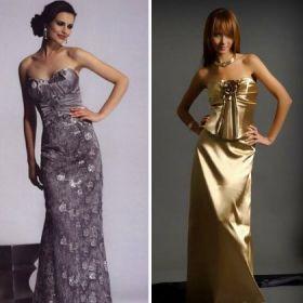 2012 актуальные модные платья 2014 фото